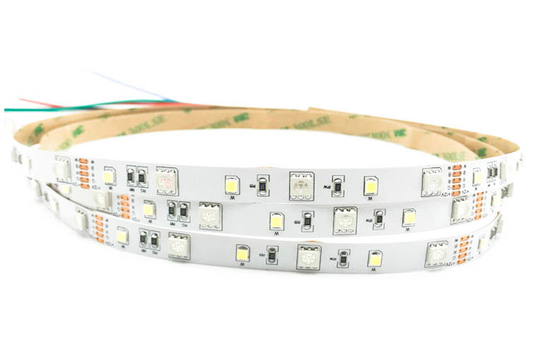 2835 RGBW 60LED/M LED Strip Light