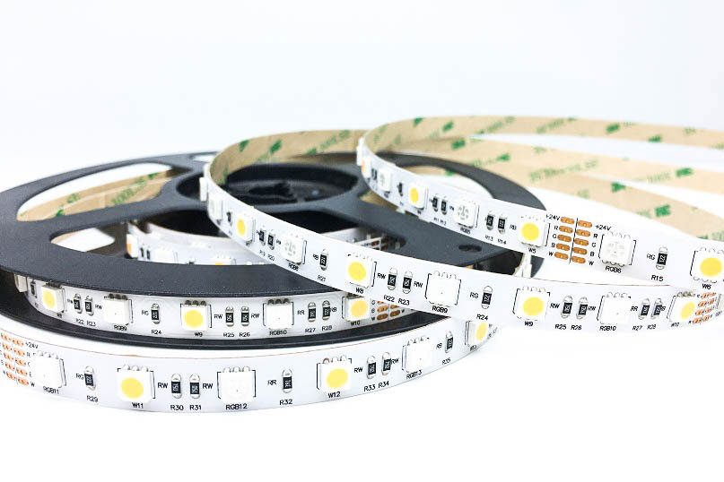 5050 RGBW 60LED/M LED Strip Light