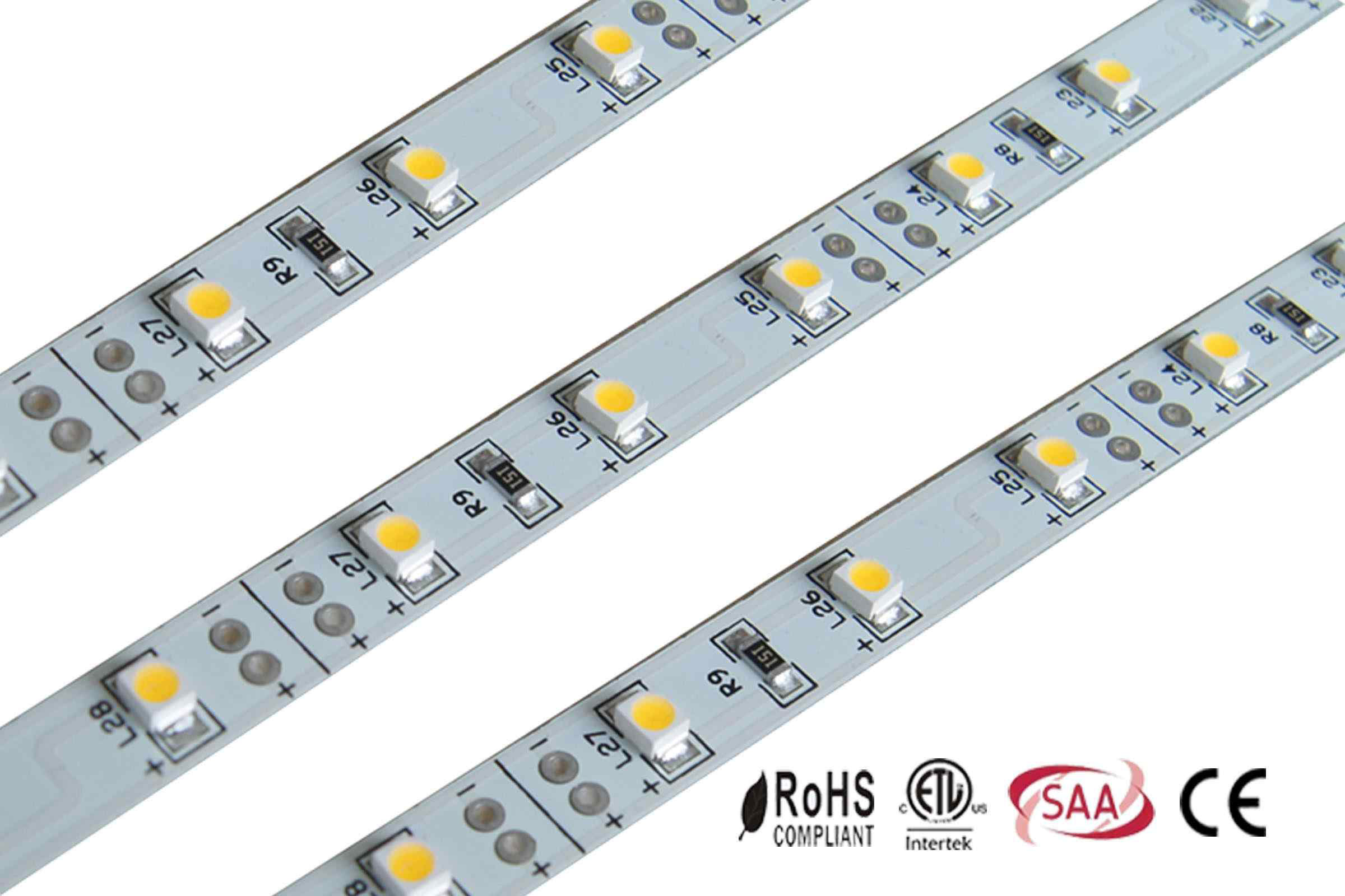 SMD3528 LED Rigid Bar 60LED