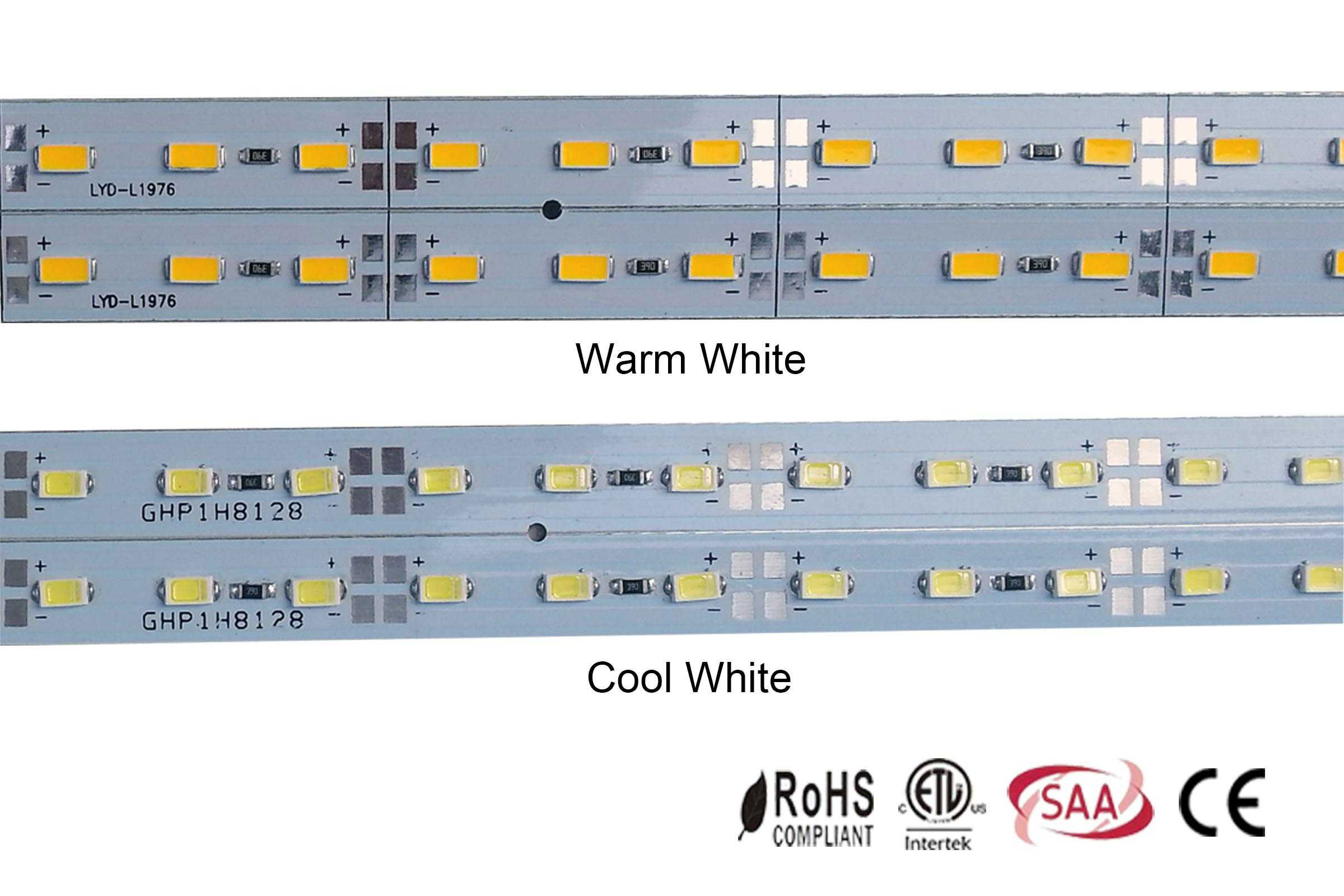 SMD5630 LED Rigid Bar 60LED