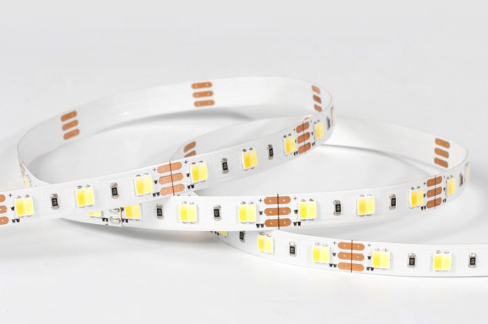 SMD5050 2 IN 1 CCT Adjustable LED Strip