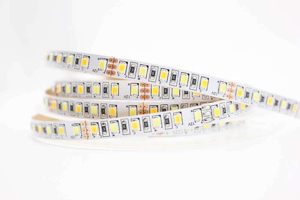 2835 120LED/M CCT Adjustable LED Strip