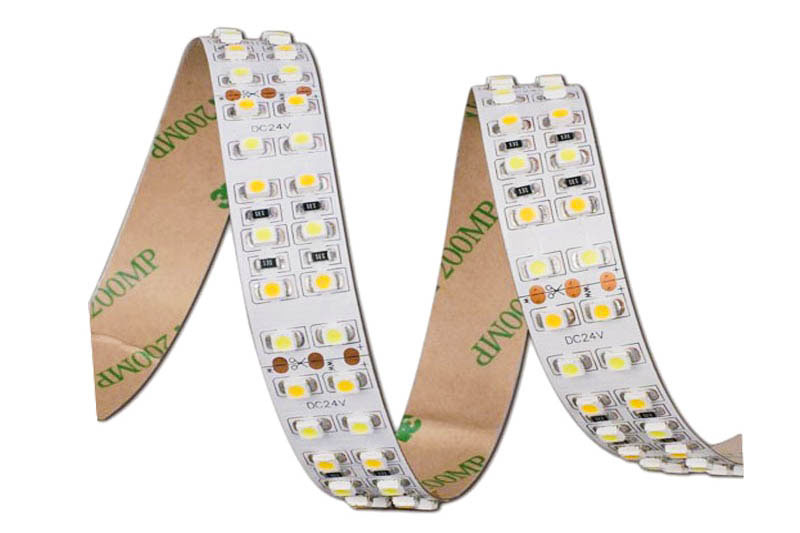 3528 240LED/M CCT Adjustable LED Strip