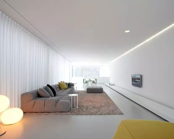 Where can we use led strip light at home?