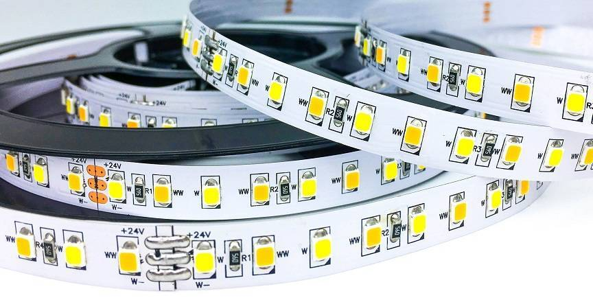CCT Adjustable LED Strip