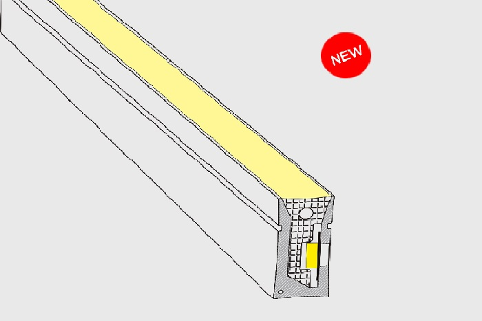 IP67/68 1018 led neon light